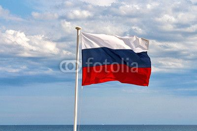 #Drapeau de la #Russie #russia #flag - photo © Jonathan Stutz