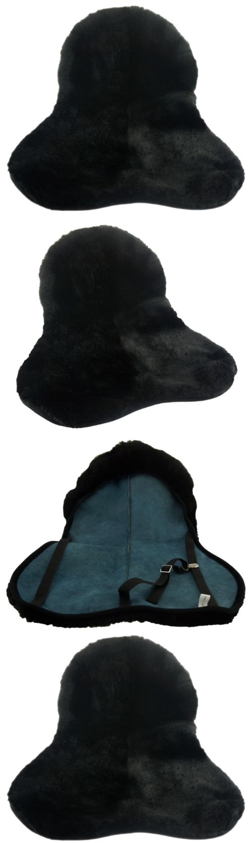 Saddle Covers 179000: Z57 Luxury Merino Sheepskin Saddle Cover Seat Saver Thick Fur Comfort Cosy Pad -> BUY IT NOW ONLY: $49.99 on eBay!