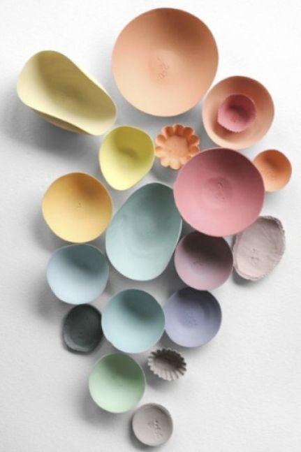 soft ceramics - magpie and squirrel