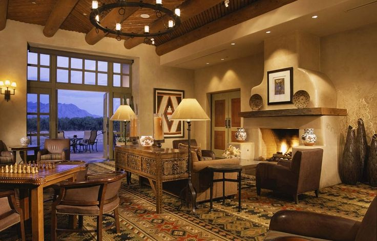 New Mexico adobe styleSw Style, Sweets Home Ideas, Tamaya Resort, Living Room,  Eatery, Interiors Design, Adobe Style Lov, Lobbies