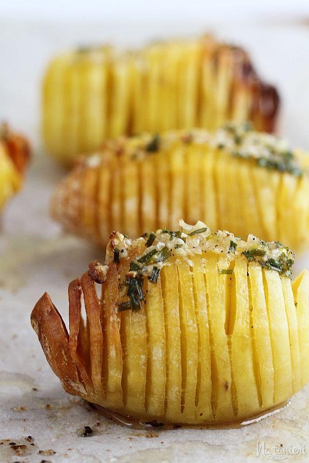 pečené zemiakové hrebienky