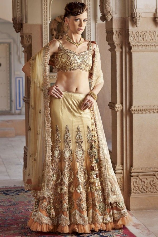 Bridal Sharara Designs For Wedding Indian DressesBridal