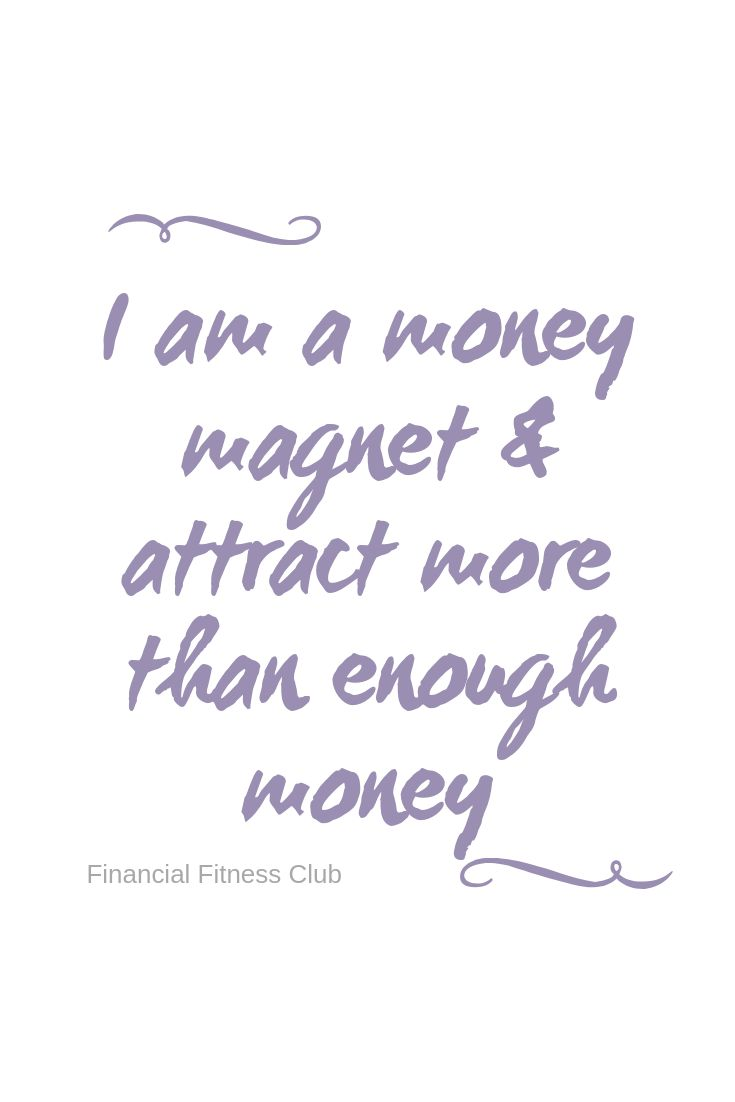 Money Magnet – Wealth Affirmation Coffee Mug | Tea Cup | Inspirational Mug | Quotes Mug | Law of Attraction