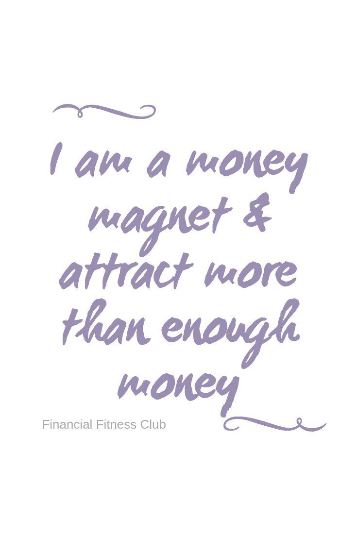 Money Magnet – Wealth Affirmation Coffee Mug | Tea Cup | Inspirational Mug | Quotes Mug | Law of Attraction