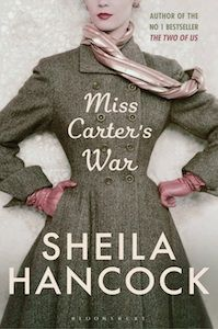 A new month means a new book! Check out October's book of the month: Miss Carter's War.   Sheila Hancock is one of Britain's most highly regarded and popular actors. She received an OBE for services to drama in 1974 and a CBE in 2011. Having published two bestselling memoirs, The Two of Us and Just Me, now, at the age of 81, she publishes her debut novel and proves to be a vibrant new voice in British fiction. http://www.gransnet.com/life-and-style/books/miss-carters-war