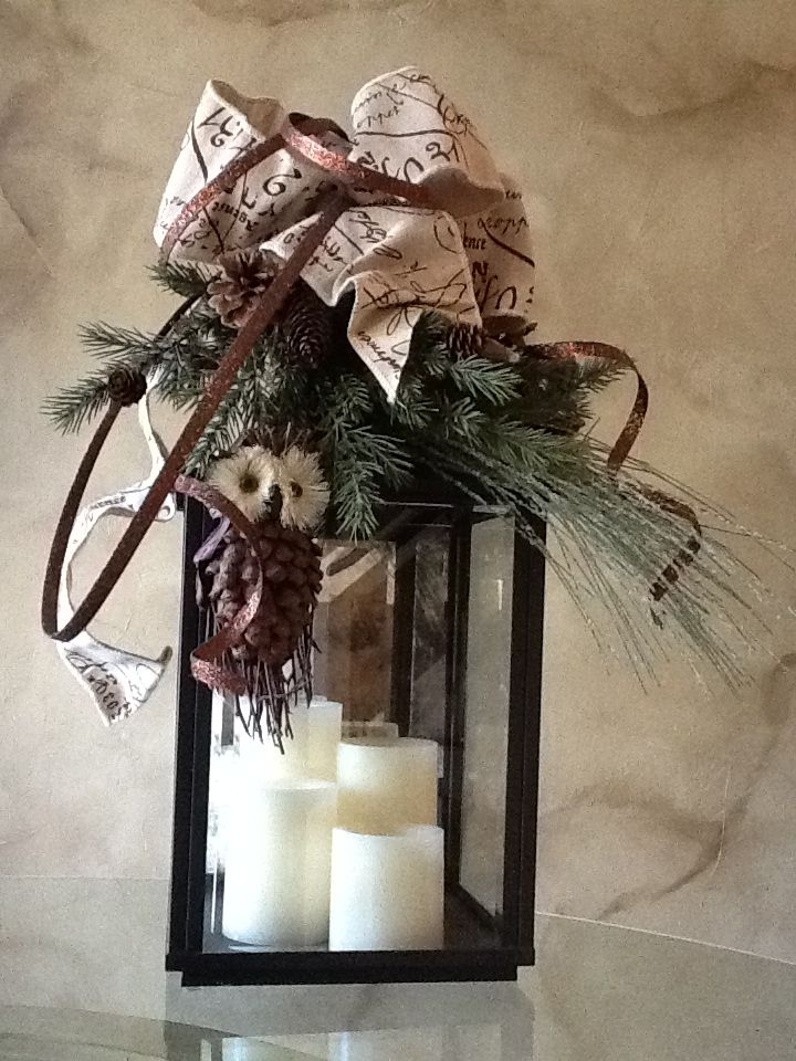 1524 best kathie 39 s lanterns at christmas images on for Images of lanterns decorated for christmas