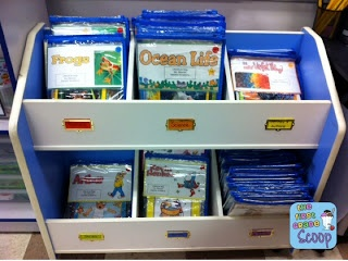 Involving Parents in Home Reading - Take home literacy bag ideas and organization