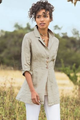 Women Eza Jacket from Soft Surroundings