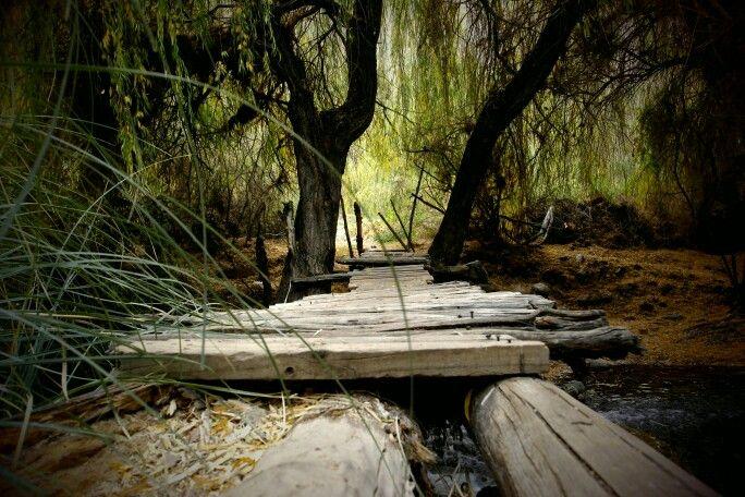 Pueblito de horcon. Valle del elqui. La serena. Chile.