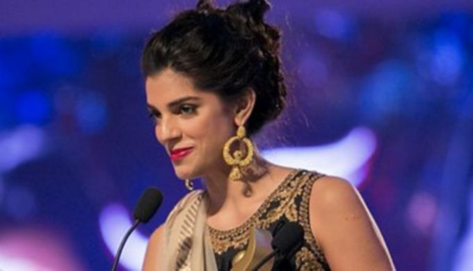 """Pakistani actress Sanam Saeed says India uses cinema to tell its stories, we use TV Sanam Saeed, known to Indian audiences as Kashaf Murtaza of """"Zindagi Gulzar Hai"""", says that while India makes the most of its filmmaking capacity to tell stories, the medium in Pakistan is TV. She is having immortalised strong women-oriented roles on TV screens across the border ."""