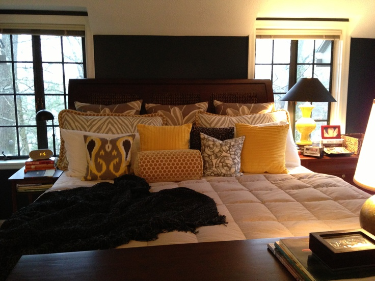 Cozy Master Bedroom Home Pinterest