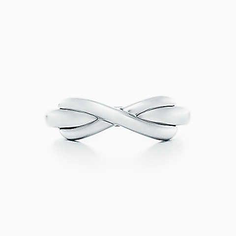 best 25 tiffany infinity rings ideas on pinterest