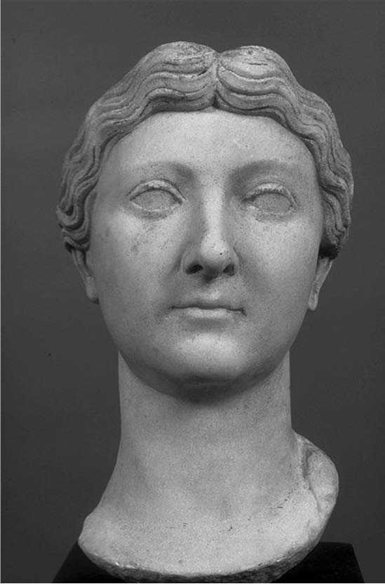 LIVIA DRUSILLA CLAUDIA moglie di Augusto