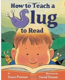 A young boy advises mama slug how to teach little slug to read! This charming picture book is a great pick for teachers and parents who are teaching children that are just beginning to read.