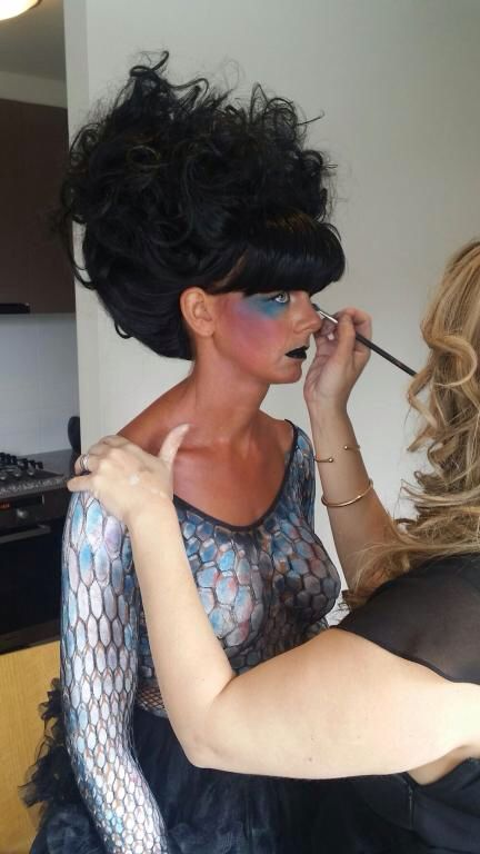 Kelly working on model for spa Melbourne expo 2014