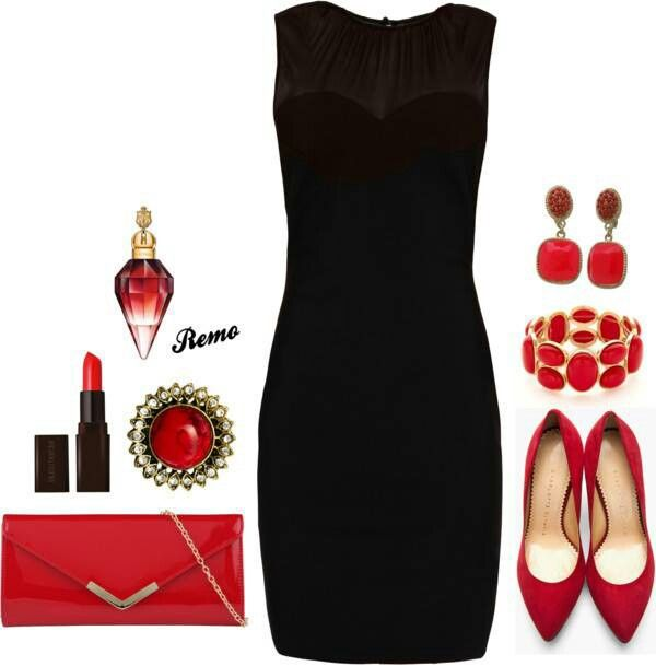 115 best images about LBD - Little Black Dress on Pinterest ...