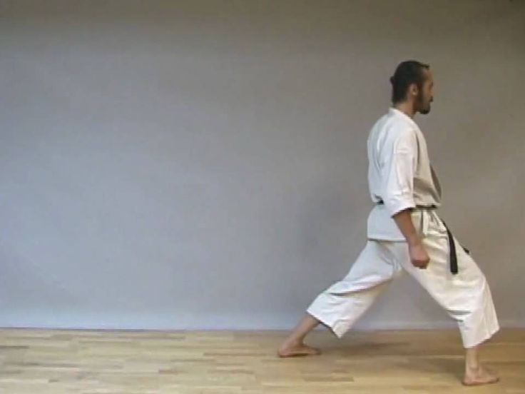 Karate Training - KIHON N°7: mawashi geri - Nambucca Heads (NSW) - Mid N...