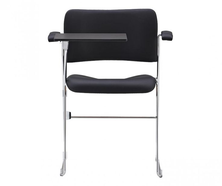 40 4 Chair With Writing Tablet Suitable For Training And Education A Line Extension