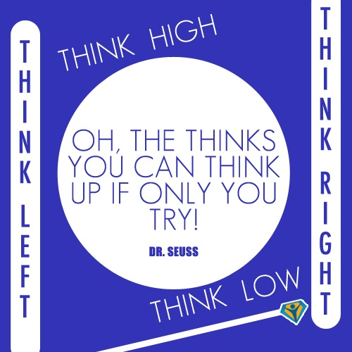 Dr Seuss Quotes Oh The Thinks You Can Think: Pin By Superhero You On Inspiration