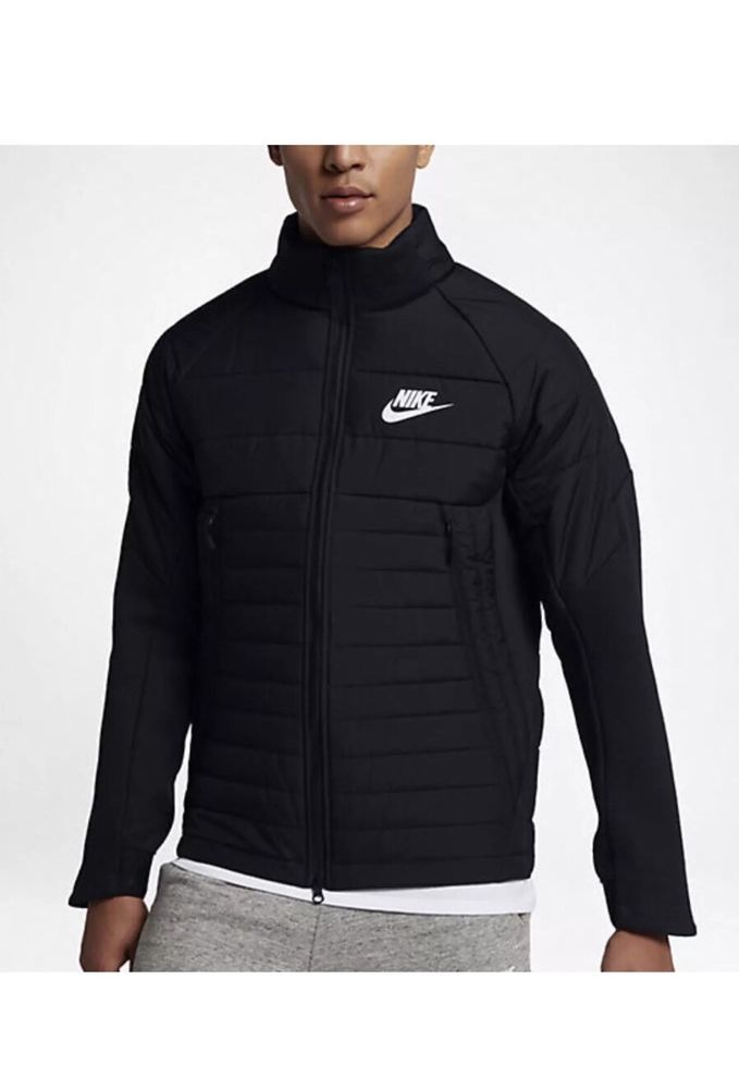 f590ed1500 NIKE Mens Sportswear Advanced 15 Fill Padded Jacket Black Size Small BNWT   fashion  clothing  shoes  accessories  mensclothing  coatsjackets (ebay  link)