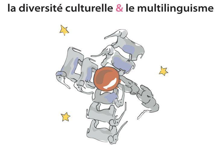 La diversité culturelle et le multilinguisme