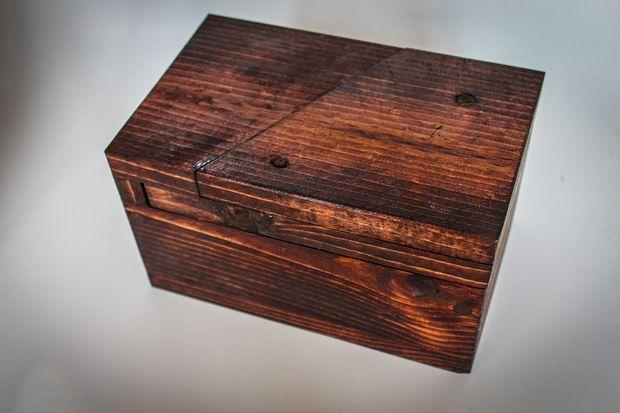 Picture of Puzzle Box (Unabox)
