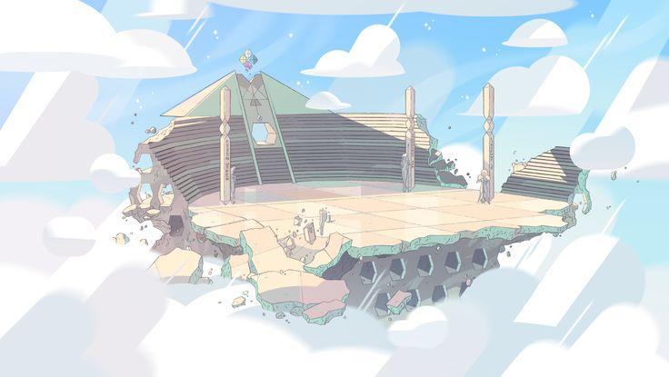 Ancient Sky Arena - Steven Universe Wiki - Wikia