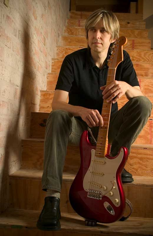 Eric Johnson. First time I heard him, I wanted a cd so bad I bought it rightaway. 'Venus Isle' There's no guitarist having a better signature sound than Eric Johnson.