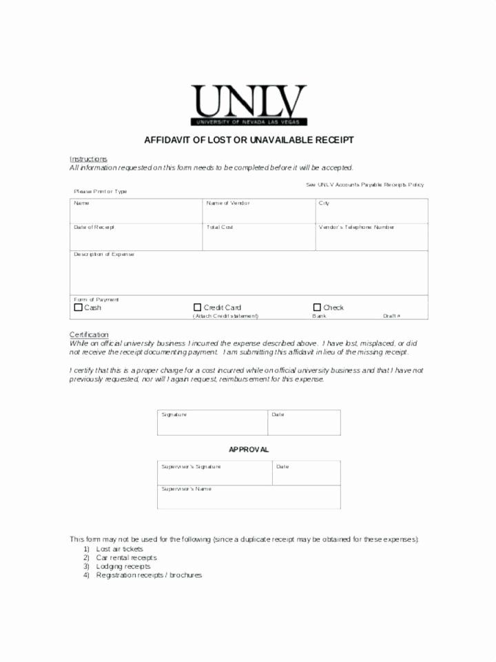 Missing Receipt Form Template Awesome Missing Receipt Form Template Receipt Template Templates Receipt