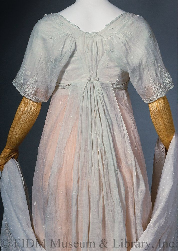 Evening Gown 1803