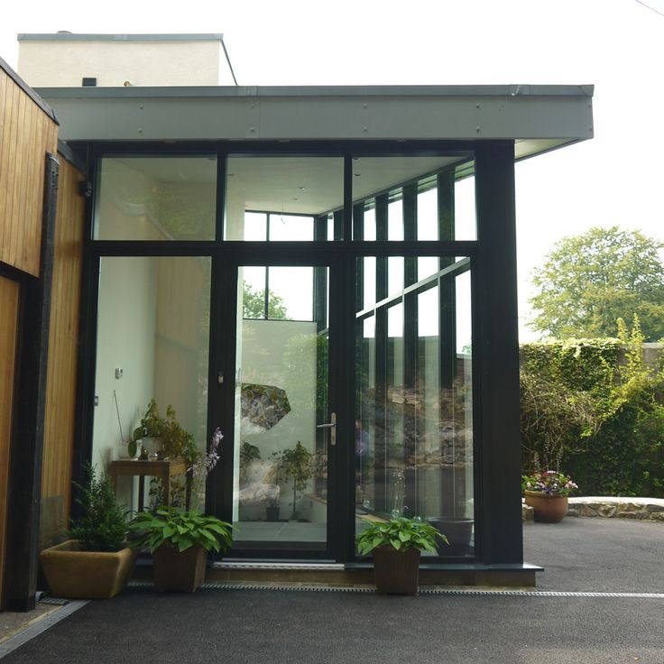 Front Home Entrance For German House Architecture: 8 Best Front Door Extension Images On Pinterest