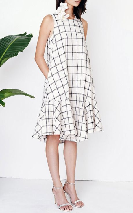 KAELEN Spring/Summer 2015 Trunkshow Look 12 on Moda Operandi