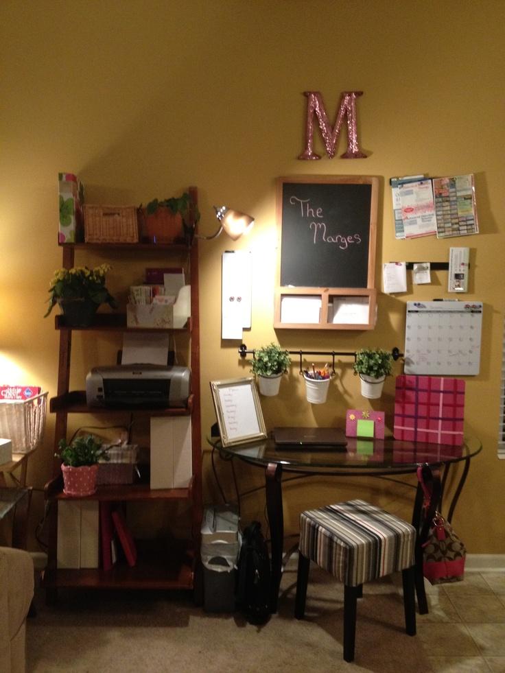 My Kitchen Command Center