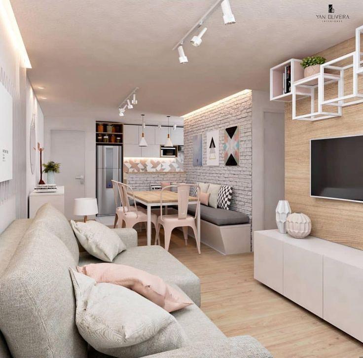Mesita Bajita En Medio Living Room Layout Living Room Interior Design Ideas In The World Of Arra Decor Salon Maison Deco Appartement Idee Amenagement Salon