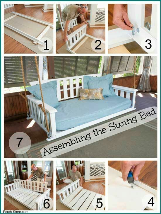 Bed swing anybody??