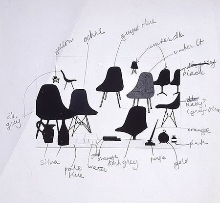 Nothing was better than Eames circa 1948 - remember that Ray was responsible for adding color.