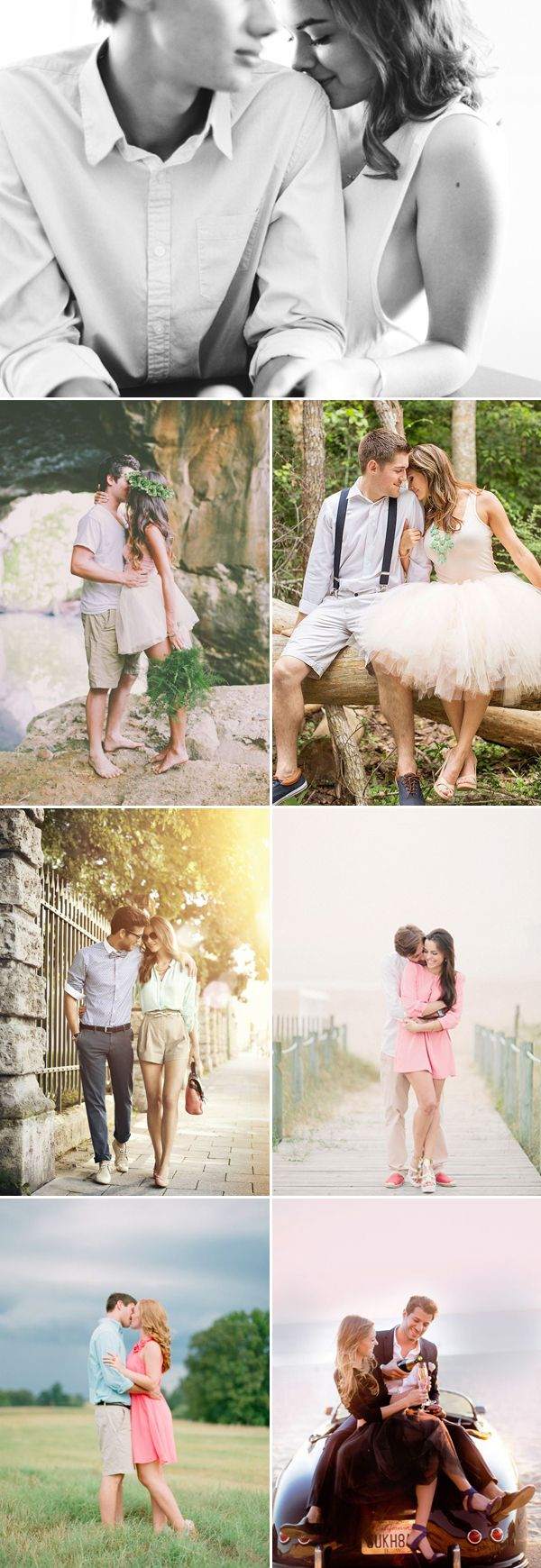 29 Natural Lifestyle Engagement Photos