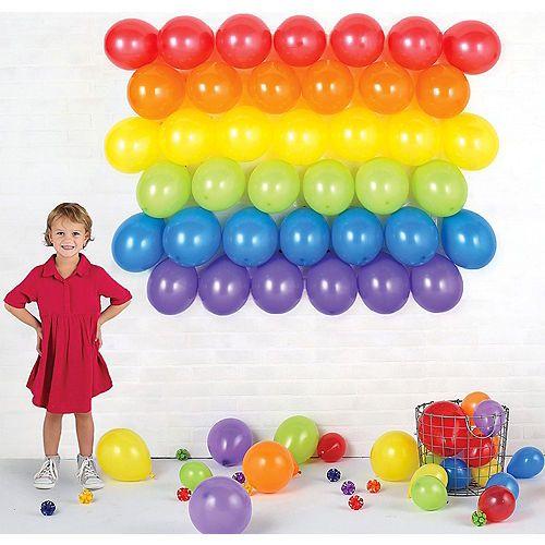 Balloon Backdrop Kit 47pc