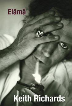 Keith Richardsin Elämä ja muut rockmuistelut - Keith Richardsin Elämän lisäksi muita mielenkiintoisia elämäkertoja kuten kirjat Leonard Cohenista, Tuomari Nurmiosta ja Albert Järvisestä ja sokerina pohjalla Patti Smithin omaelämäkerta ajasta ennen hänen levytysuraansa.