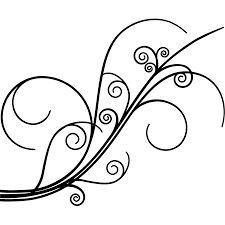 Resultado de imagem para arabesco simples
