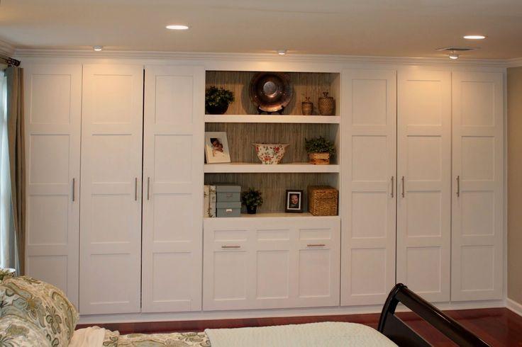 hemnes wardrobe bedroom - Google Search                                                                                                                                                                                 More