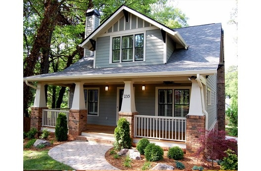 25 best atlanta craftsman homes images on pinterest for Atlanta craftsman homes