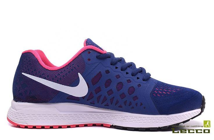 Обувь Женские кроссовки Nike Air Zoom Pegasus 31 Blue/Pink
