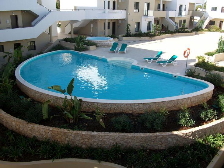 Piscina Waterair, Modelo especial: Localizada em Alvor - Portugal