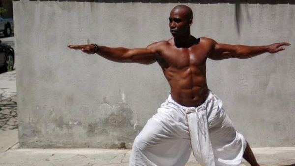 Watch the video Former NFL player now teaches yoga on Yahoo News . It's an unlikely career change from professional football player to yoga teacher. But for one man, that's the path he chose.