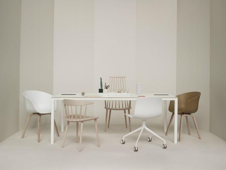 seventeendoors: new kitchen table
