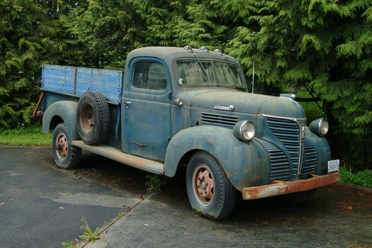 classic dodge trucks | Old Dodge Fargo Truck 2 by ~NIKON-AJ on deviantART
