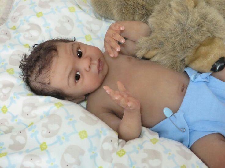 Silicone Baby Alejandro