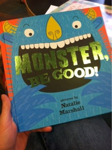 Behavioral Interventions--For Kids!: Monster, Be Good! A book about impulsivity
