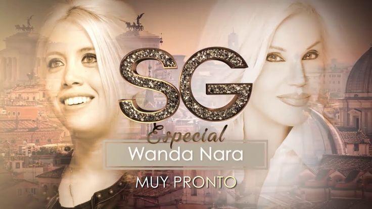 Especial Susana y Wanda Nara - MUY PRONTO por Telefe.